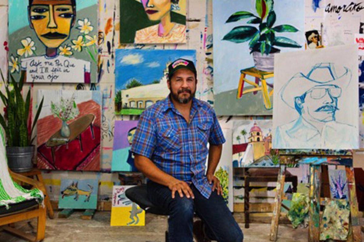Cruz Ortiz Portrait