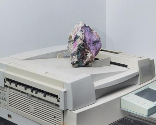 Johan Rosenmunthe, <em>Entering the Office</em>, 2014, Archival pigment print, 34.5 x 26.5 in. (framed), Courtesy the Artis
