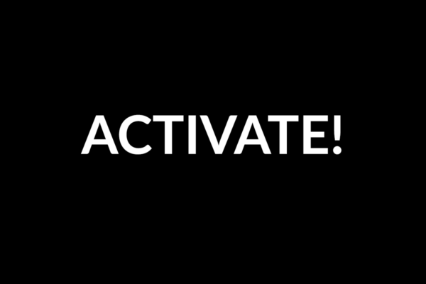 ACTIVATE! featured image