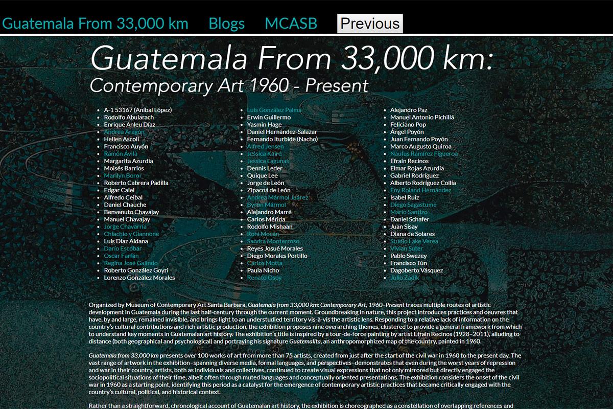 Guatemala microsite header image