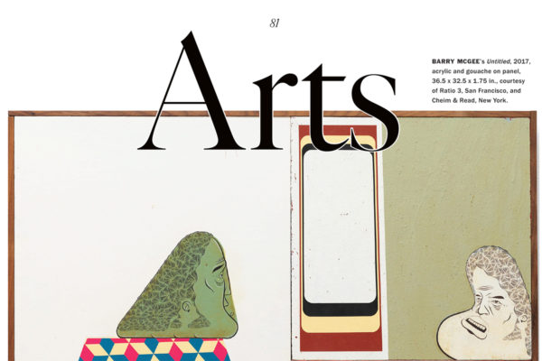 Santa Barbara Magazine Barry McGee Header