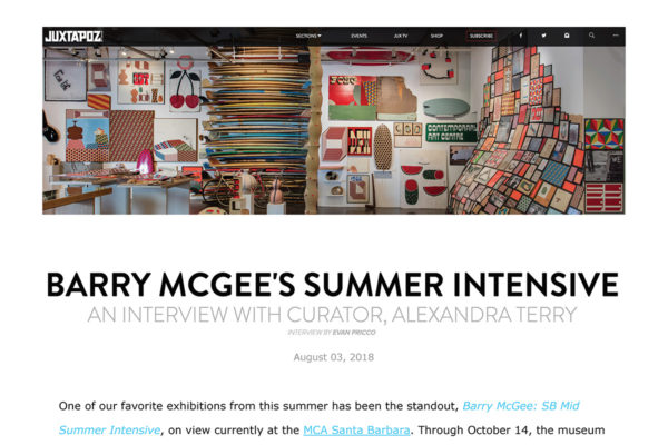 8.3.18 Juxtapoz Barry McGee Header Image