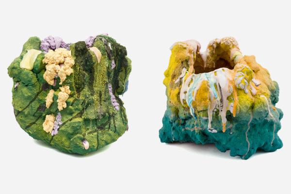 Brian Rochefort sculptures
