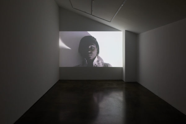 James Benning, <em>Twenty Cigarettes</em>, 2011, DCP, 5.1 sound, 1 h. 39 min., Installation view, Photo Courtesy Alex Blair © 2019